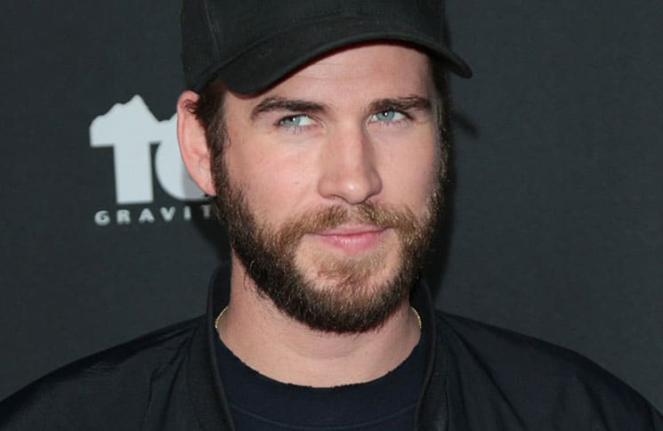 """Liam Hemsworth - Teton Gravity Research's """"Andy Iron's Kissed by God"""" World Premiere"""
