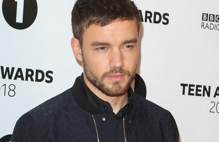 Liam Payne - BBC Radio 1 Teen Awards 2018 - Arrivals