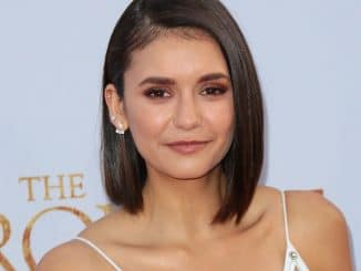 "Nina Dobrev - ""The Promise"" Los Angeles Premiere"