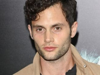 "Penn Badgley - ""The Dark Knight Rises"" World Premiere"