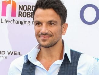 Peter Andre - Nordoff Robbins O2 Silver Clef Awards 2018