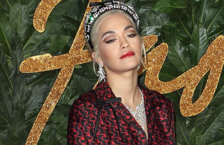 Rita Ora - The Fashion Awards 2018
