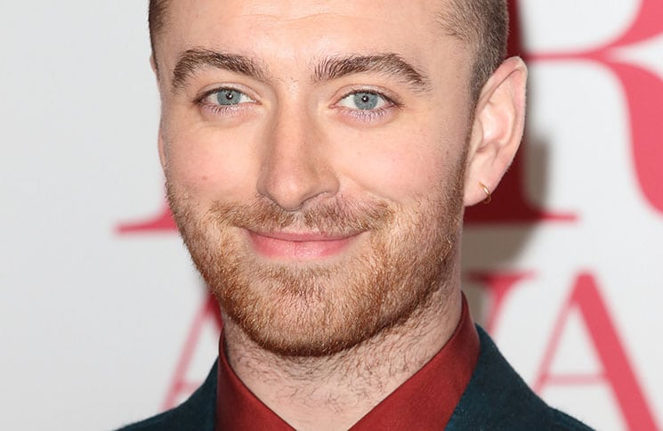 Sam Smith - BRIT Awards 2018