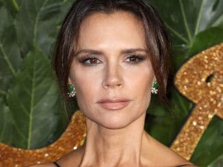 Victoria Beckham - The Fashion Awards 2018 in Partnership with Swarovski