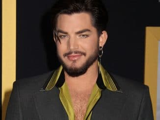 "Adam Lambert - ""A Star Is Born"" Los Angeles Premiere"