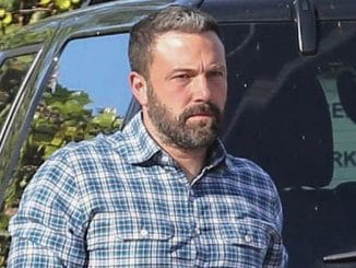 Ben Affleck Sighted in Los Angeles on November 25, 2018