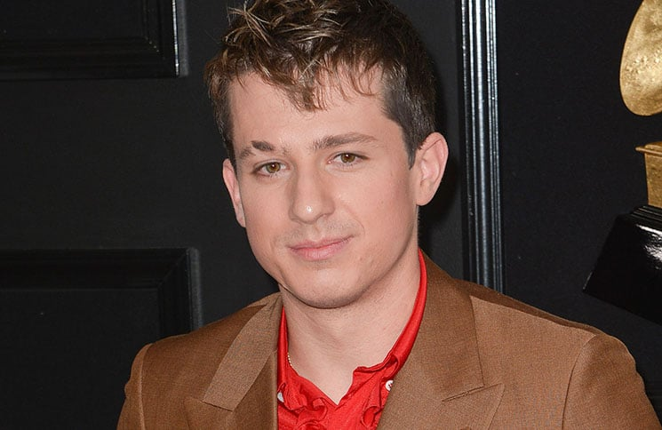Charlie Puth - 61st Annual GRAMMY Awards - Arrivals