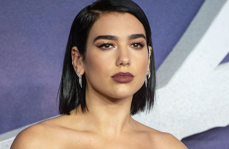 "Dua Lipa - ""Alita: Battle Angel"" World Premiere"