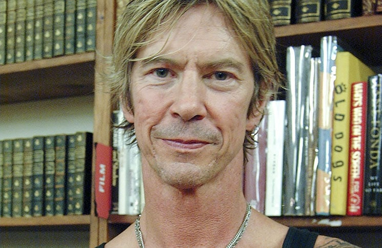 """Duff McKagan - Duff McKagen's """"How to Be a Man: (and other illusions)"""" Book Signing at Strand Books in New York City on May 12, 2015"""