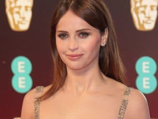 Felicity Jones - EE British Academy Film Awards 2017 - Arrivals