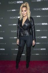 Khloé Kardashian - Fashion Nova x Cardi B Collaboration Launch Event - Arrivals