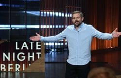 "Klaas Heufer-Umlauf im ""Late Night Berlin""-Studio."