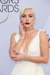 Lady Gaga - 25th Annual Screen Actors Guild Awards
