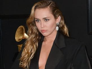 Miley Cyrus - 61st Annual GRAMMY Awards