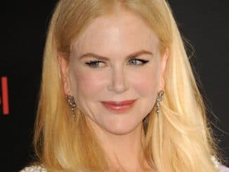 Nicole Kidman - 7th AACTA International Awards