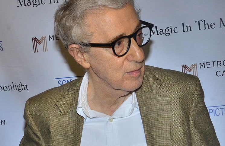 "Woody Allen - ""Magic In The Moonlight"" Chicago Premiere"