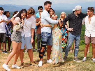 oana Kesenci, Nick Ferretti, Momo Chahine, Natali Vrtkovska, Taylor Luc Jacobs und Davin Herbrüggen - Deutschland sucht den Superstar