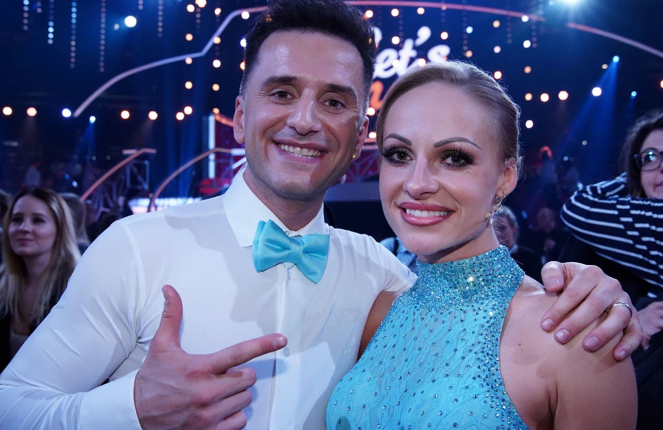 Özan Cosar und Marta Arndt - Let´s Dance