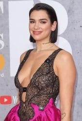 Dua Lipa - BRIT Awards 2019 - Arrivals