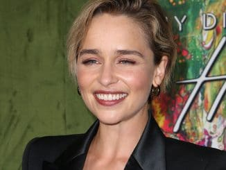 "Emilia Clarke - HBO Films' ""My Dinner with Herve"" Los Angeles Premiere"