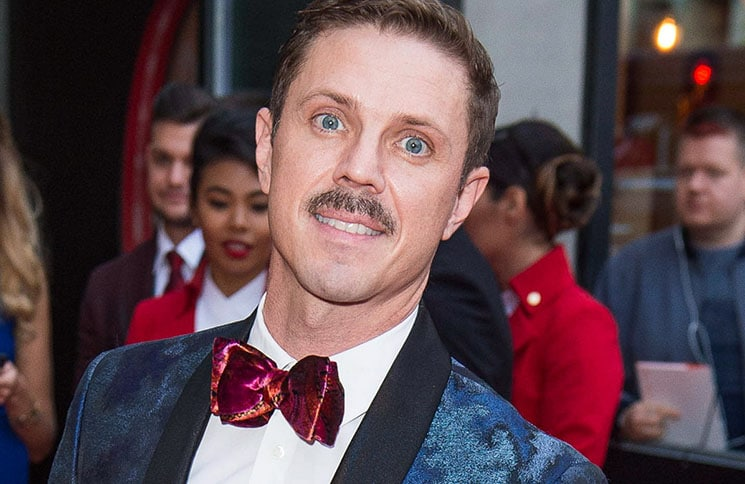 Jake Shears - Virgin Holidays Attitude Awards 2017