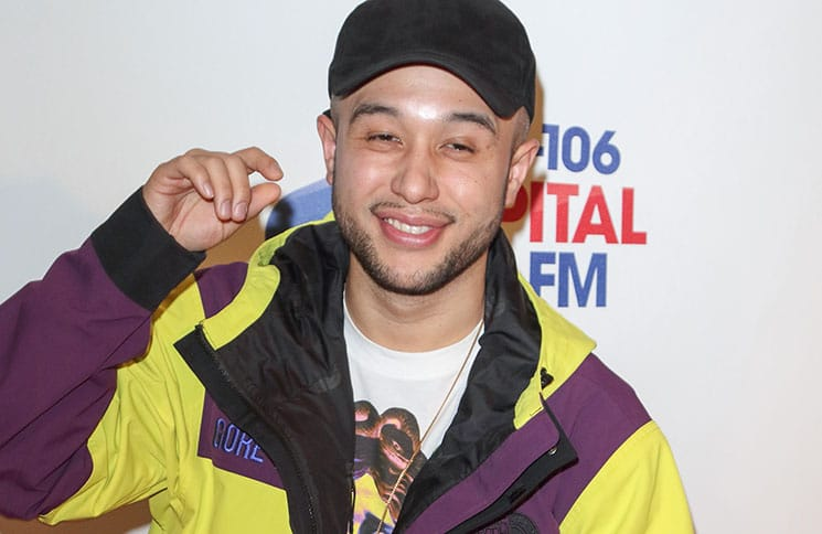 Jax Jones - Capital's 2018 Jingle Bell Ball with Coca-Cola