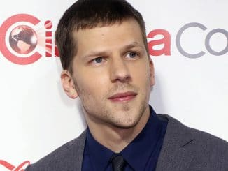 Jesse Eisenberg - CinemaCon 2016 - Big Screen Achievement Awards