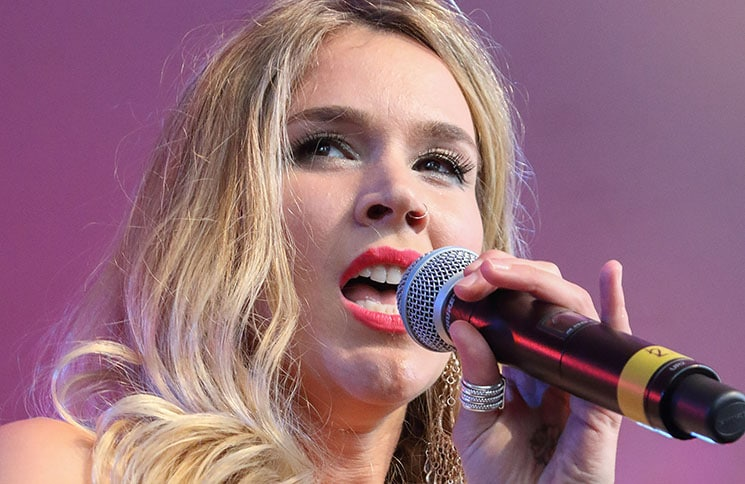 Joss Stone - Cornbury Music Festival 2015 - Day 3