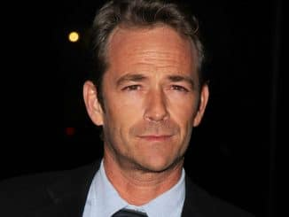 Luke Perry - 2011 TCA Winter Press Tour