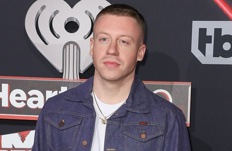 Macklemore - 2017 iHeartRadio Music Awards