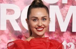 "Miley Cyrus - ""Isn't It Romantic"" World Premiere - Arrivals"