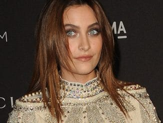 Paris Jackson - 2018 LACMA Art+Film Gala