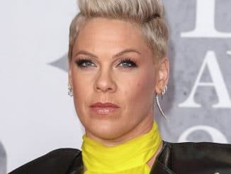 Pink - BRIT Awards 2019