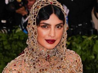 "Priyanka Chopra - ""Heavenly Bodies: Fashion & The Catholic Imagination"" Costume Institute Gala"