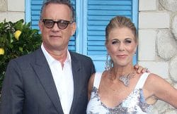 "Tom Hanks and Rita Wilson - ""Mamma Mia! Here We Go Again"" World Premiere"