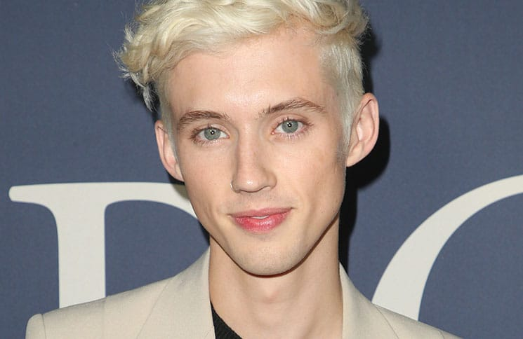 "Troye Sivan - ""Boy Erased"" Los Angeles Premiere"