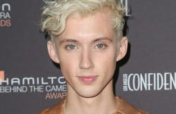 Troye Sivan - 10th Annual Hamilton Behind the Camera Awards