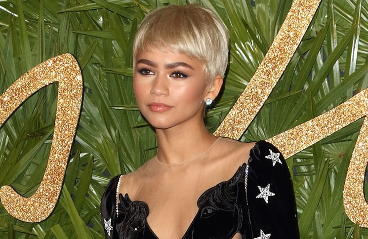 Zendaya Coleman - The Fashion Awards 2017 - London
