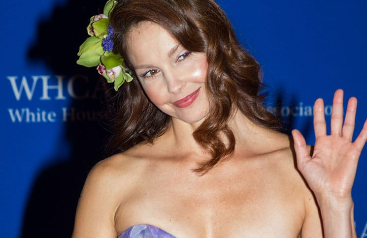 Ashley Judd - 101st Annual White House Correspondents' Association Dinner