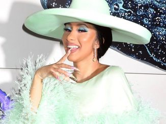 Cardi B - CARDI B Opens Her Exclusive Residency at KAOS Nightclub