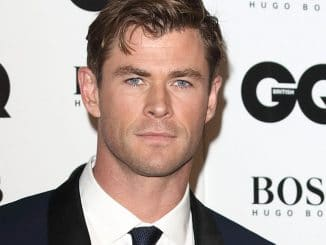 Chris Hemsworth - GQ Men of the Year Awards 2018