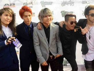 Crossfaith - 2nd Annual Alternative Press Music Awards