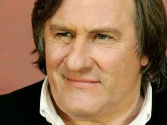 "Gerard Depardieu - ""Asterix alle Olimpiadi"" (""Asterix at the Olympic Games"") Rome Photocall"