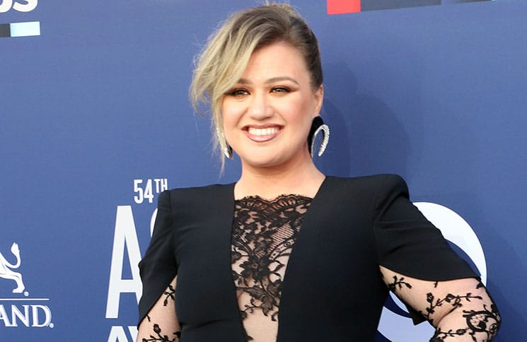 Kelly Clarkson - 54th Academy Of Country Music Awards
