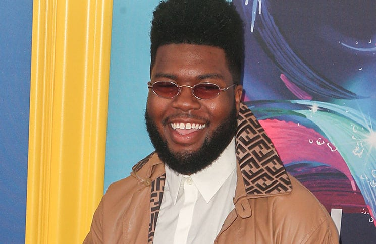 Khalid - FOX's Teen Choice Awards 2018
