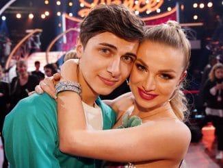 Lukas Rieger und Katja Kalugina - Let's Dance