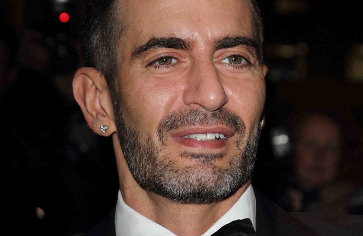 Marc Jacobs - British Fashion Awards