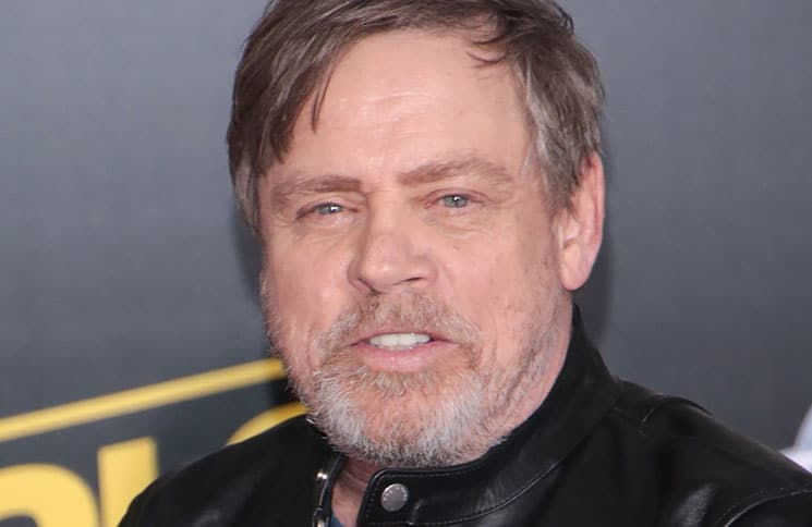 "Mark Hamill - Disney Pictures and Lucasfilm's ""Solo: A Star Wars Story"" World Premiere"