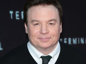 "Mike Myers - RLJE Films' ""Terminal"" Los Angeles Premiere"