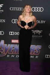 "Miley Cyrus - Walt Disney Studios Motion Pictures' ""Avengers: Endgame"" World Premiere"